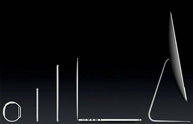 """Apple y su tendencia hacía la """"mínima expresión"""""""