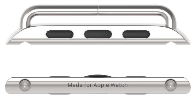 Apple fabrica hebillas del Apple Watch a terceros