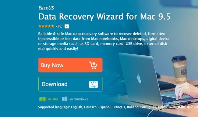 Recupera tus datos borrados o perdidos con Data Recovery Wizard