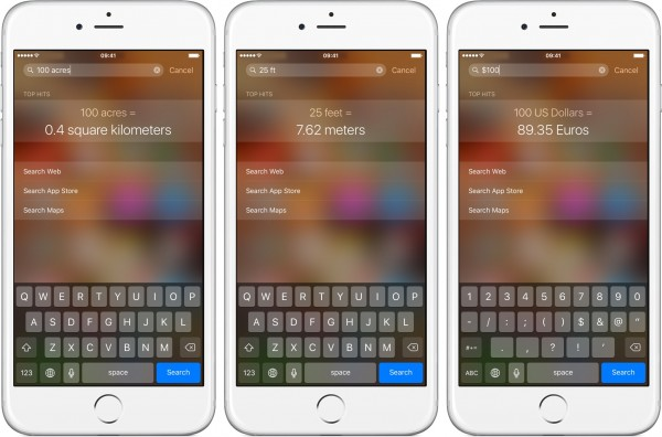 iOS-9-Spotlight-unit-and-currency-conversion