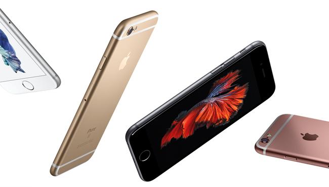 iPhone 6s: la mayoría prefiere el de 64 GB