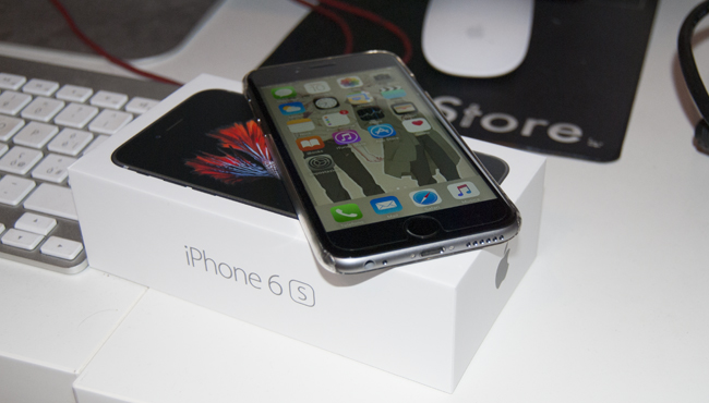 iPhone 6s, tomando contacto con el nuevo smartphone de Apple