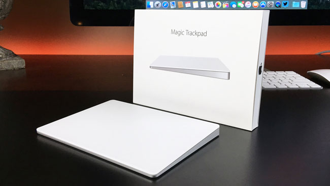 Magic Trackpad 2 review