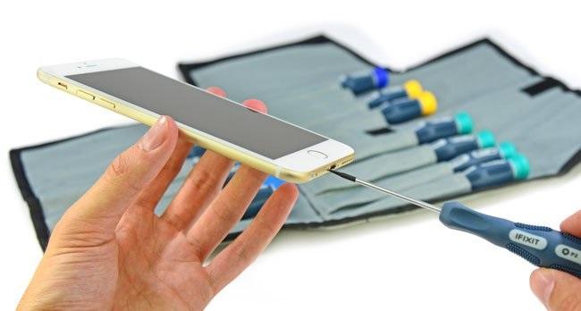 Esto es lo que cuesta reparar tu iPhone. Desde el 7 Plus al 4