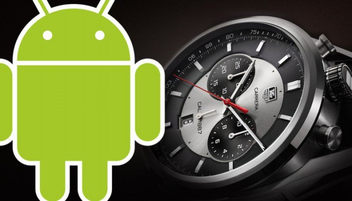Tag Heuer desvela la primera imagen de su smartwatch