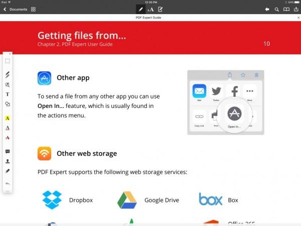 PDF-expert-iPad-pro