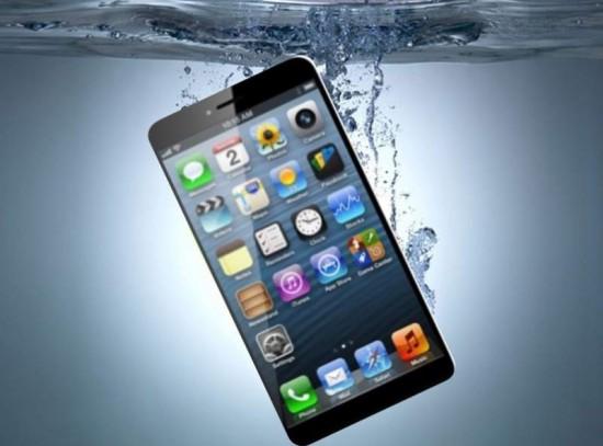 "�iPhone 7 resistente al agua"""