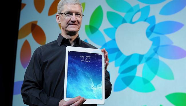 iPad Pro a la venta a partir de mañana