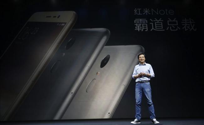 Xiaomi: Nuevo smartphone con lector de huellas y una tableta con Windows 10