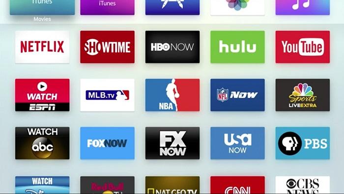 El Apple TV ya tiene más de 2.600 aplicaciones
