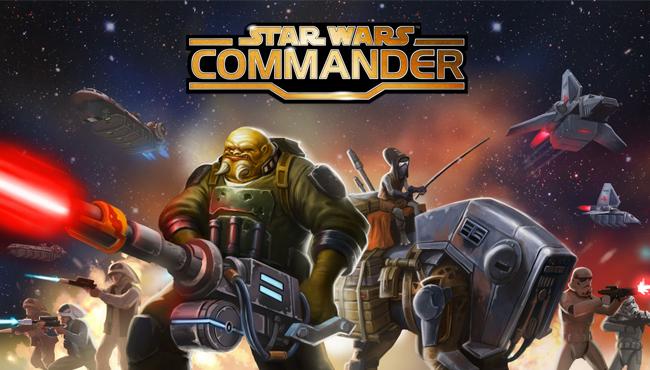 """Star Wars: Commander se actualiza al """"Despertar de la Fuerza"""""""