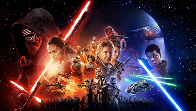 Star Wars: El despertar de la Fuerza en iTunes antes que en Blu-Ray