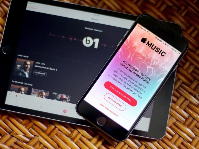 ¿Errores al realizar búsquedas en Apple Music?