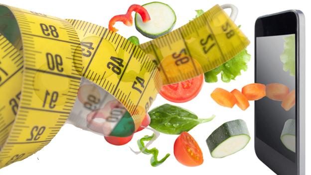 5 apps para adelgazar y controlar tu peso