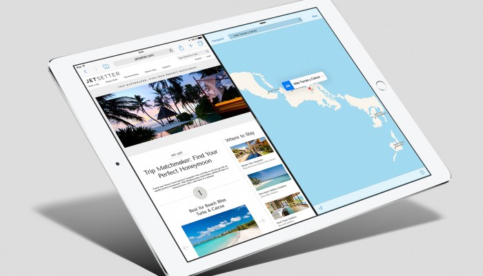 La multitarea del iPad podría mejorar en iOS 10