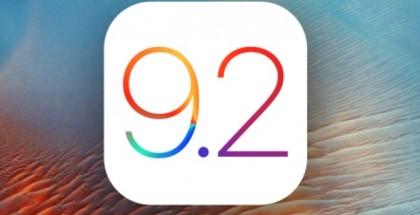 logo iOS 9.2
