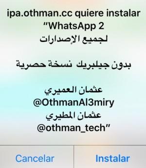 varias cuentas whatsapp 4