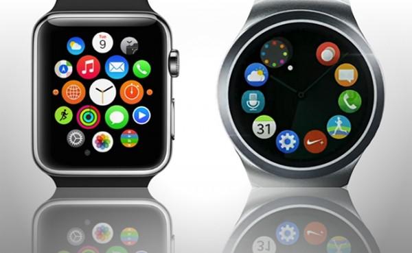 Apple Watch - Gear S2