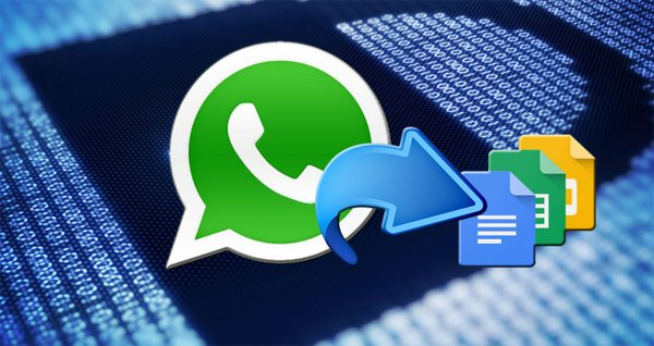 Envio de documentos WhatsApp