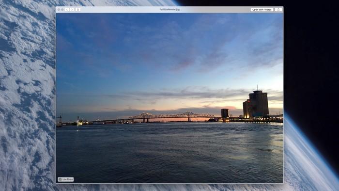 Las Live Photos se podrán compartir a través de iMessage con OS X