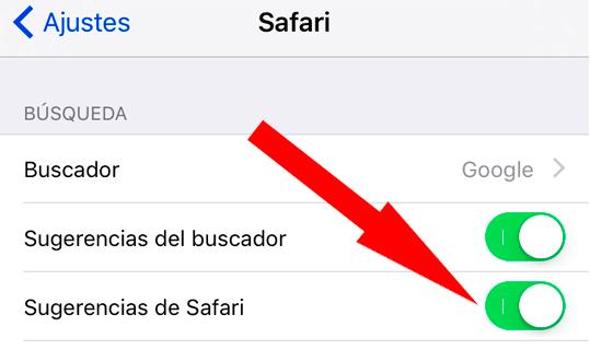 Solventar los problemas con Safari