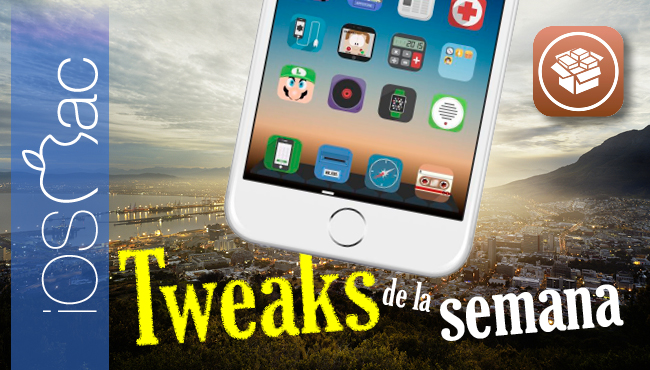 Tweaks de la semana: 3D Touch Notifications, Fingal, Grams y más