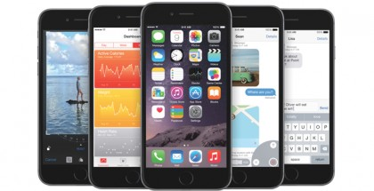 iOS Aplicaciones  preinstaladas