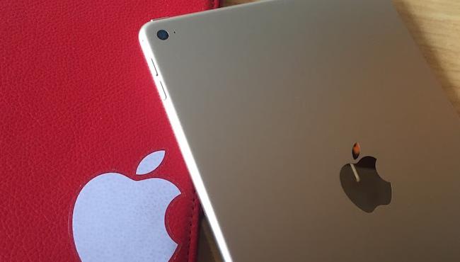 El iPad Air 3 podría ver la luz con un flash integrado