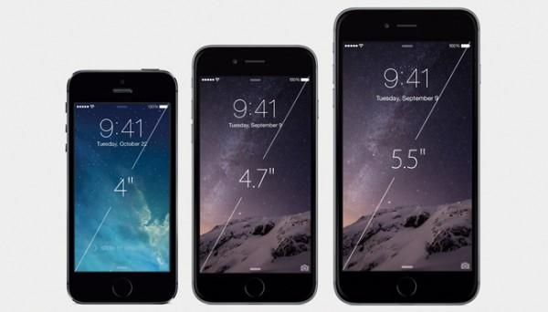 iphone 5se - iPhone 6 - iPhone 6 Plus