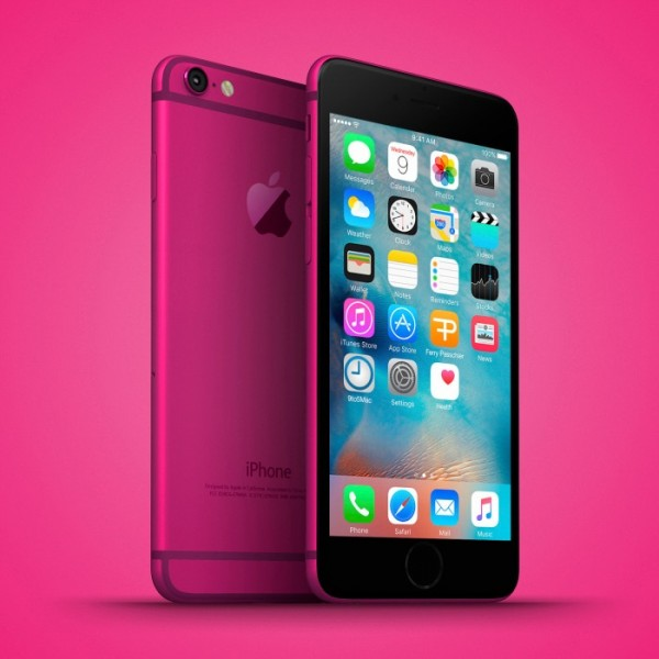 iphone 6c fucsia