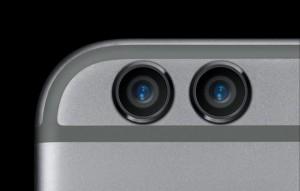 Doble cámara trasera