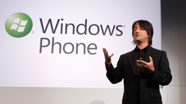 El vicepresidente de Windows Phone explica por qué utiliza iPhone