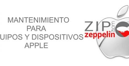 zipzeppelin-mantenimiento-apple