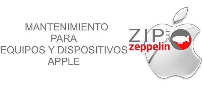 iOSMac recomienda ZipZeppelin: Mantenimiento Informático Apple