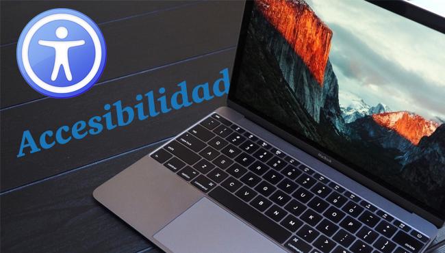 Mac: mejorar la visualización de la pantalla utilizando Accesibilidad