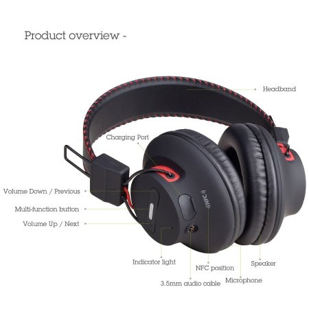 Auriculares Bluetooth Avantree Audition-1