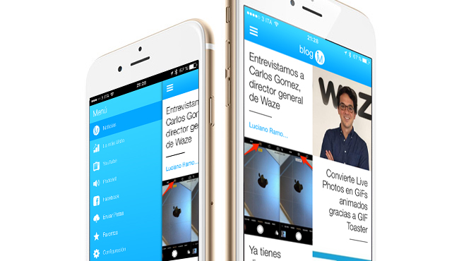 Blog iM, nuestra app oficial, se actualiza a la versión 1.3