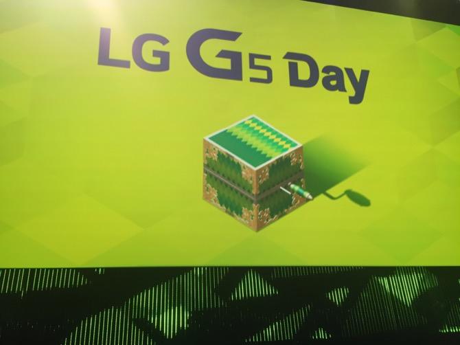 LG G5 es la nueva apuesta de la compañía coreana LG [Vídeo]