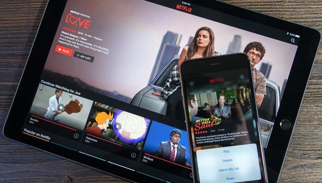 Netflix actualiza su app mirando el iPhone 6s y el iPad Pro