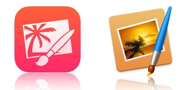 Cómo crear fondos con el tamaño perfecto para iPhone y iPad con Pixelmator