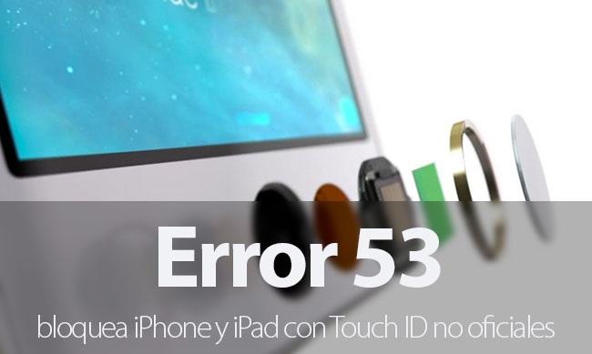 Error 53: Apple se enfrenta a demandas colectivas en EE. UU. y Europa