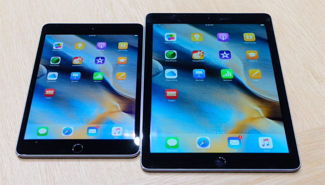 iPad Pro mini o iPad Air 3… Ésa es la cuestión