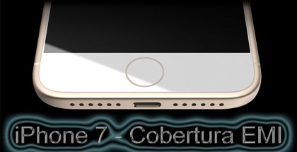 iPhone 7 - cobertura EMI