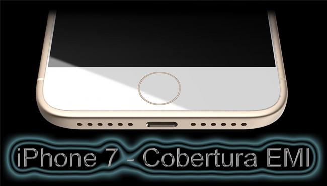 iPhone 7: Apple está trabajando en una cobertura EMI
