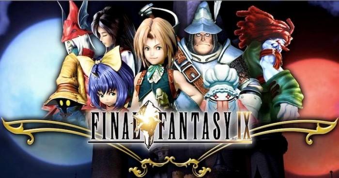 Final Fantasy IX, uno de los mejores juegos de la saga, llega a iOS