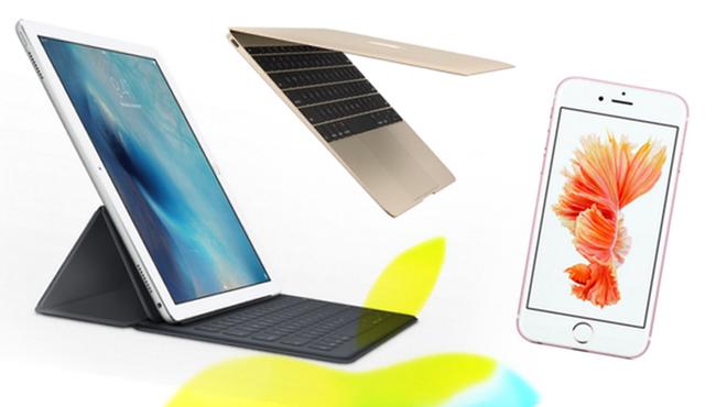 El iPhone 6c y el iPad Air 3 tendrán procesadores A9 y A9X