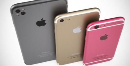 iphone 7 2a fila altavoces