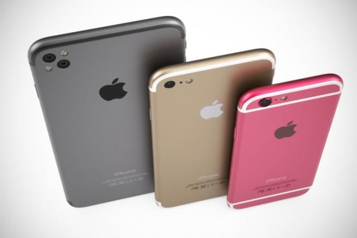 El iPhone 7 empezará en 32 Gb abandonando definitivamente los 16 Gb.