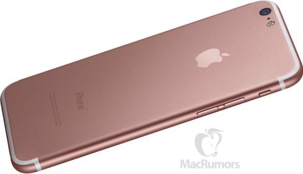 iPhone 7: se filtran los primeros detalles del diseño