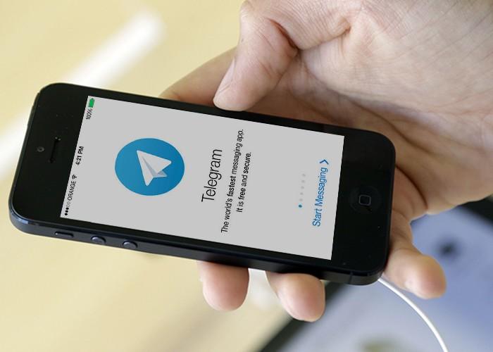Telegram se actualiza a la version 3.5 para competir con WhatsApp